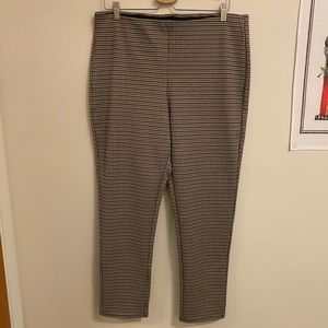 Comfy Patterened Trousers